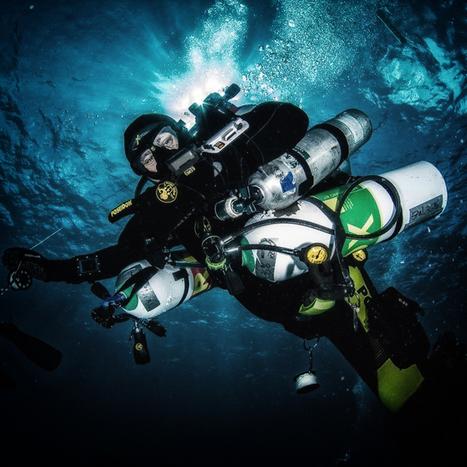"""""""Un Handicap n'est pas un Obstacle""""   La plongée sous-marine   Scoop.it"""