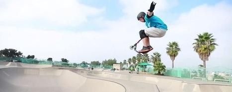 La trottinette peut devenir un sport extrême | Suchablog | Projet tutoré: sport extreme | Scoop.it