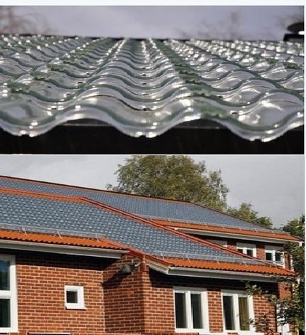 Tecnología: Nueva moda tejas y tejados solares | Terre cuite Espagne | Scoop.it