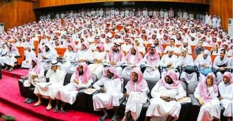 Saudi Arabia holds all male women's rights conference | Global politics | Scoop.it