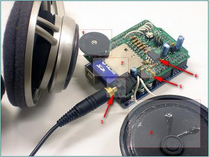 #Arduino Notepad: Jouer de l'audio sur un Arduino - Le wave shield d ... | Arduino, Processing | Scoop.it