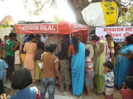 Mission Heal: Enhancing Quality Of Life for the Needy | Heal A child | Mission Heal | missionheal.org | Scoop.it