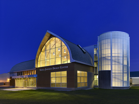 Morrisville State College: Center for Design and Technology | sustainable architecture | Scoop.it