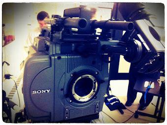 Notes On Video: Blackmagic Resolve & Sony NEX-FS700   Sony Professional   Scoop.it