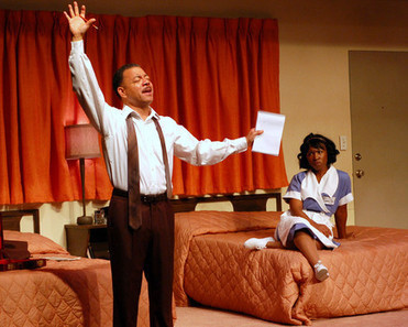 'The Mountaintop' focuses on MLK's final night | examiner.com | OffStage | Scoop.it