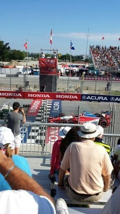 Samsung Galaxy S4 Takes Great Pics of Honda Indy Toronto | Toronto events | Scoop.it
