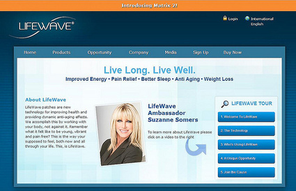 Promote4you: Lifewave ... Live Long . Live Well ... Lifewave | Promote4you | Scoop.it