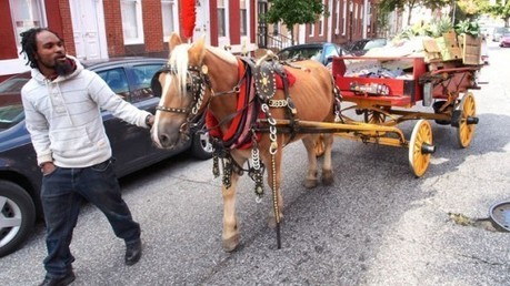 Le retour des marchands ambulants … une belle façon d'humaniser les ville à Baltimore! | E-tourisme & marketing territorial | Scoop.it
