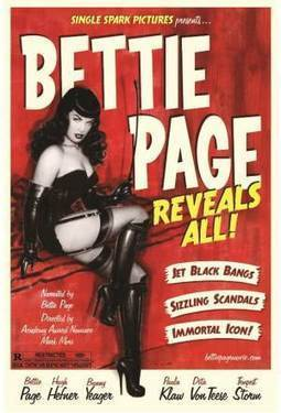 In 'Reveals All,' Bettie Page emerges from seclusion to unveil secretpast | Rockabilly | Scoop.it
