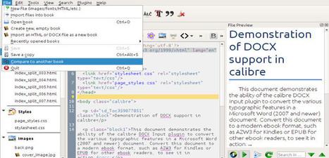 Calibre mejora la edición de metadatos en sus últimas versiones | Educacion, ecologia y TIC | Scoop.it