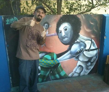 Awesome street art in Brasil! | World of Street & Outdoor Arts | Scoop.it