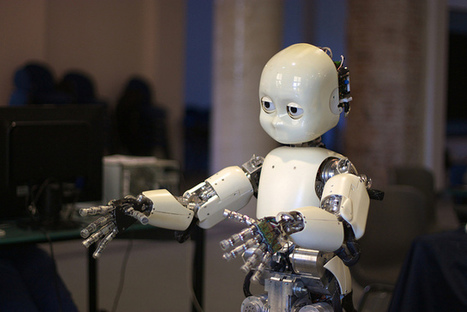 Humanlike Features of Robots Are Preferred by Most People - Science World Report | humanlike robots | Scoop.it