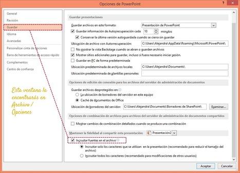 10 Trucos de PowerPoint para e-Learning » Alejandra Ávila   Elearning   Scoop.it