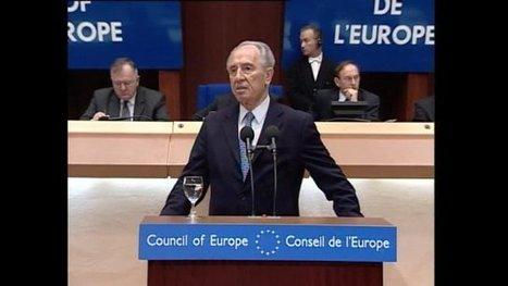 Décès de Shimon Peres : retour sur ses venues à Strasbourg - France 3 Alsace | Strasbourg Eurométropole Actu | Scoop.it