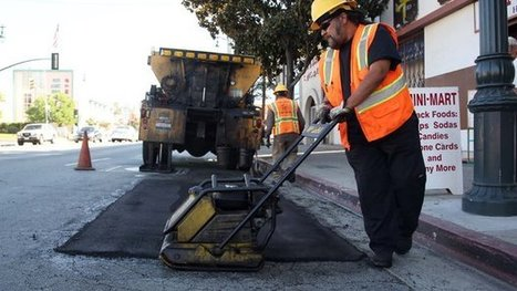 Brown vows to fix CA's crumbling roads | California | Scoop.it