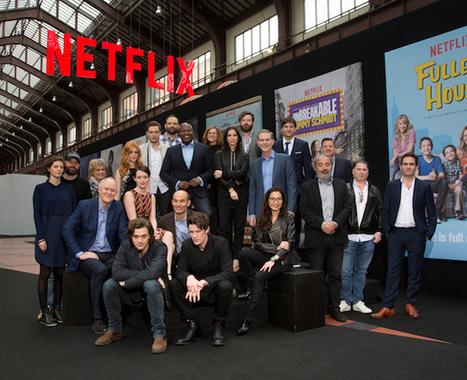 600.000 abonnés pour Netflix en France | Contents that rock, services that roll. | Scoop.it