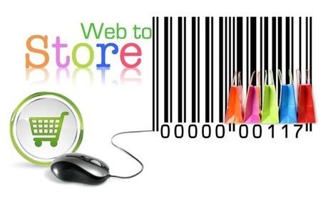 Le Web-to-Store : Nouveau Levier de Croissance pour les Magasins | REtail | Scoop.it