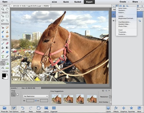 10 Photoshop alternatives offer powerful editing and photo management controls | Student Engagement for Learning | Scoop.it