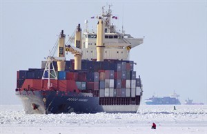 Icebreakers freeing ships trapped in Gulf of Finland, 97 still waiting for help - The Canadian Press | Finland | Scoop.it