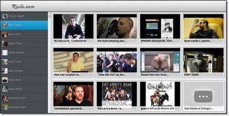 Tableau de bord des vidéos postées sur facebook par vos amis | Les news du Web | Scoop.it