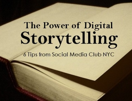 6 Digital Storytelling Tips from BuzzFeed and Other Expert Storytellers at Social Media Club NYC | Beyond Bylines | Social Media | Scoop.it