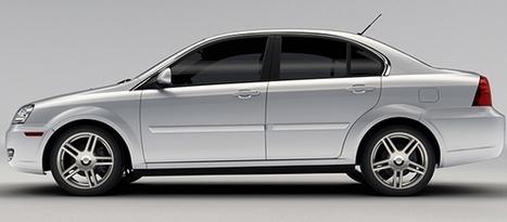 Latest Coda Electric Sedan | cars | Scoop.it