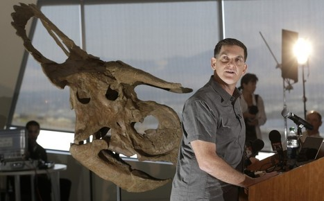 Dinosaur with unusually large nose discovered in Utah | enjoy yourself | Scoop.it