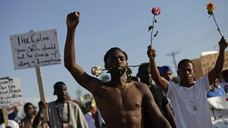 États-Unis: l'avènement des nouveaux radicaux noirs! (Chris Hedges) | Le Partage | histgeoblog | Scoop.it
