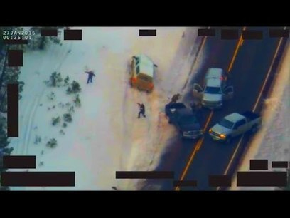 FBI Video of LaVoy Finicum Killing, w/ Eyewitness Audio Overlayed | Economic & Multicultural Terrorism | Scoop.it