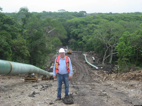 Huff Post: Big Pipeline Operator's Business 'Is Organized Crime,' Whistleblower Says   Asbestos and Mesothelioma World News   Scoop.it