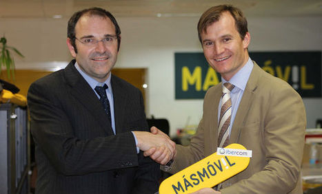Spanish MVNO MasMovil to be acquired by Ibercom   Corporate Finance in Spain, Western Europe, Europe and Latam   Scoop.it