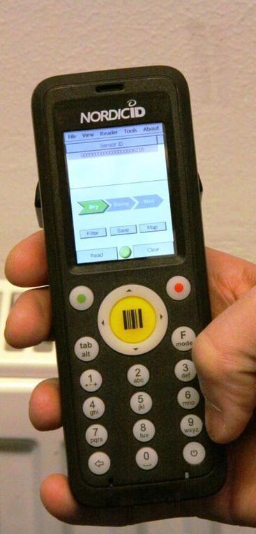 Etätunnistustekniikka rakennusalalla | RFID Lab Finland ry | NFC News and Trends | Scoop.it