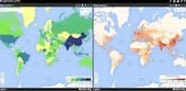 Free Technology for Teachers: How to Compare Maps Side-by-Side in GE Teach | Edtech PK-12 | Scoop.it
