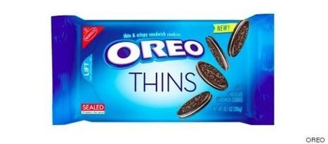 Oreo Thins Will Make You Feel Less Guilty About Eating The Entire Package | ♨ Family & Food ♨ | Scoop.it