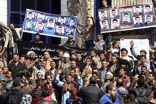 L'Égypte pleure ses martyrs   Nouvelles de France et du monde   Scoop.it
