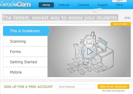 GradeCam - The fastest, easiest way to assess your students. | Friday Fun for Elementary Education Students | Scoop.it