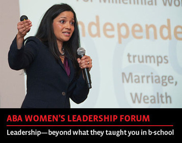 Gen Y women hold very different goals and values - ABA Banking Journal   Executive Survival   Scoop.it