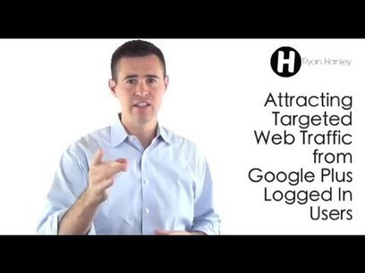 Attracting Repeat Web Traffic with Google Plus Logged In Users [Video]   SEO   Scoop.it