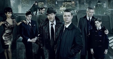 'Gotham' Spinoff Series Is Up to DC Comics | Comic Book Trends | Scoop.it