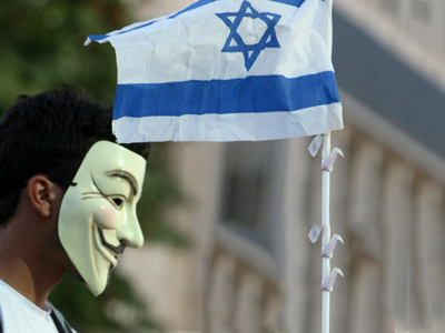 Anonymous leaks personal information of 5,000 Israeli officials — RT | Is the Internet a positive development for news reporting? Does it represent a more democratic medium of information? | Scoop.it