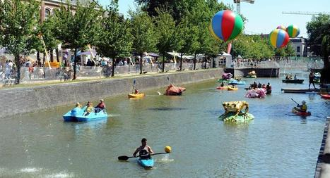 Tourcoing Plage: une édition 2013 entre sport et culture - La Voix du Nord | Quartiers TOURCOING | Scoop.it