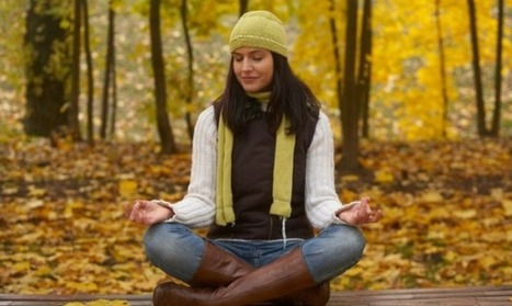 Guided Mindfulness Meditation for Vata Season | Living Health | Scoop.it