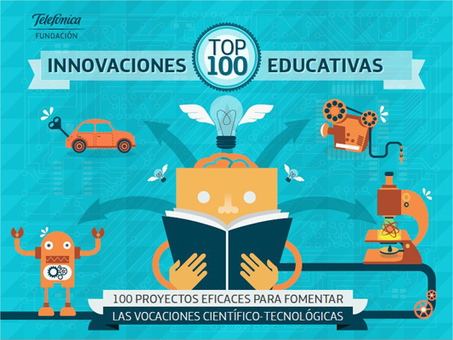 "Descarga el Informe ""Top 100 innovaciones educativas"".  #educación #elearning 