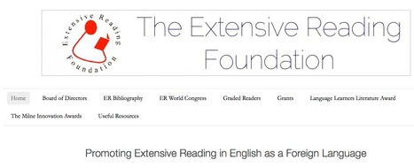 | Promoting Extensive Reading in English as a Foreign Language | Teaching L2 Reading | Scoop.it