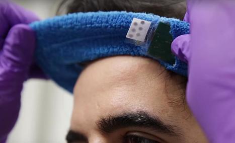 UC Berkeley's Sweat Sensor Monitors Your Health - Cool Wearable   Wearables, sensors, medical devices   Scoop.it