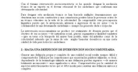 Evolución Histórica de la Intervención Sociocomunitaria | Técnicas de Intervención | Scoop.it