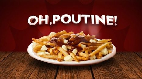 Wendy's Now Serves Poutine All Across Canada | Food issues | Scoop.it