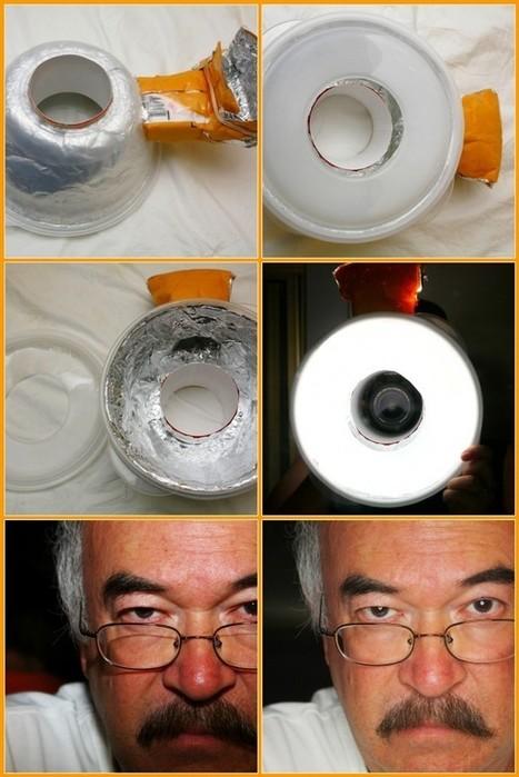 Bricofotografía: Cómo Montar Accesorios Fotográficos Caseros | Blog del Fotógrafo | Fotografia | Scoop.it