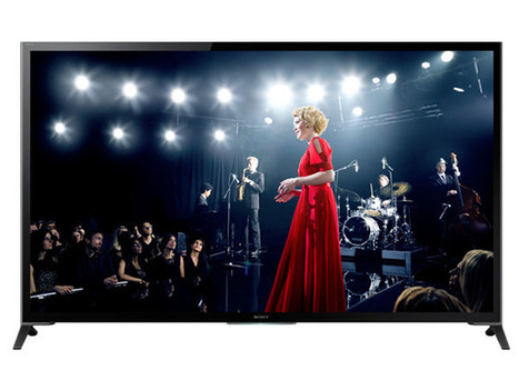 Sony showcases new LED-backlit UHD TVs at CES | Film, Television and Radio | Scoop.it