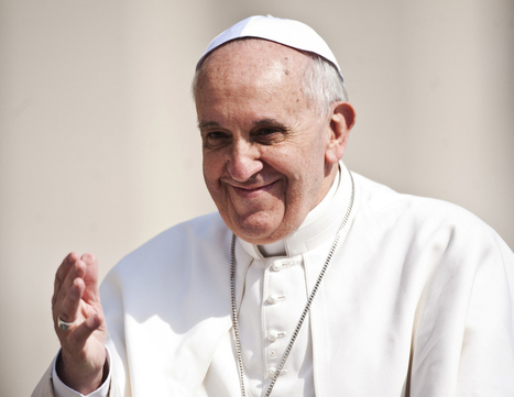 Pope Francis says the internet is a 'gift from God'   The Verge   A Worldly Look   Scoop.it